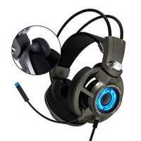SOMiC G954 USB Wired Virtual 7.1 Surround Sound SVE Vibration Gaming Headphone Headset