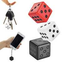 XANES SQ16 HD 1080P Dice Camera Vlog Camera for Youtube Recording Night Vision Mini Camera
