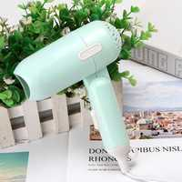 400W Mini Portable Foldable Styler Hair Dryer 125 x 170 mm 50Hz 220V W Handle for Home Travel