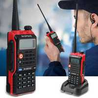 BAOFENG BF-UVB2 PLUS 2Pcs Multifunction Walkie Talkie Radio Protable Two-way Radio