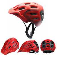 GUB XX7 Cycling Helmet Ultralight 18 Vents Adjustable Detachable Brim MTB Bike Bicycle Helmets