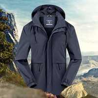 Mens Windproof Waterproof Fall Tactical Outdoor Jacket