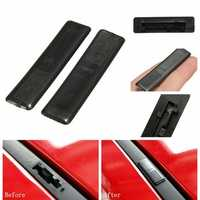 Pair Replacement Roof Rail Rack Moulding Clip Cover For Mazda 2 3 6 CX5 CX7 CX9