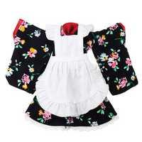 BBGirl Kimono 30cm 35cm BJD Doll Dress Party Fashion Clothes DIY Accessories Toy