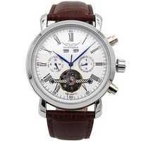 JARAGAR A540 Full Calendar Automatic Mechanical Watch