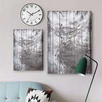 45x30/60x40/60x90CM Gray Deer Waterproof Canvas Pictures Wall Art Paintings Home Decor
