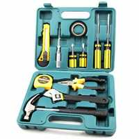 12pcs Car Repair Tool Set Auto Attendant Tool Household Tool Set Kit Vehicle Maintenance Kit
