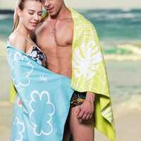 Honana Microfiber Bath Towel Beach Towel Travel Fabric Quick Drying outdoors Sports UV Resist Swimming Camping Bath Yoga Towel Blanket Gym