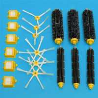 18pcs Filters and Brushes Kit Replacement Vacuum Part for 700 Series Vacuum Cleaner