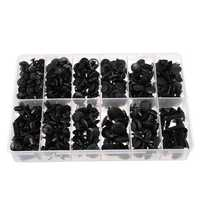 335Pcs Car Automotive Pushpin Rivet Trim Clip Panel Body Interior Assortment