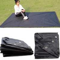 Outdoor Picnic Mat Waterproof Tarp Folding Camping Beach Blanket Moisture-proof Ground Pad