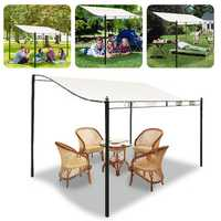 3 Size Sun Shade Sail Garden Patio Sunscreen Awning Canopy Screen UV Block Top Cover