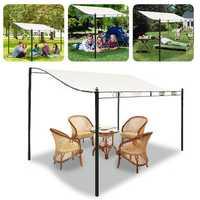 3 Size Sun Shade Sail Garden Patio Sunscreen Awning Canopy Screen UV Block Top Cover