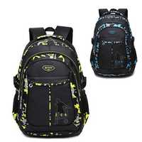 Men Waterproof Big Capacity Travel Outdoor Laptop Shoulders Bag School Backpack