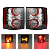 Car LED Rear Tail Light Assembly with Bulb Left/Right for Land Rover Range Rover 2010-2012