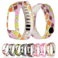 S/L Replacement Silicone Wrist Band Strap w/ Clasp For Garmin Vivofit 2 Bracelet