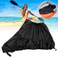 Kayak Spray Skirt Waterproof Cover Boat Canoe Cover Oxford Cloth Anti-UV Sun Portector