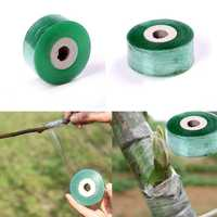 2 x 100m / Roll Gardening Tape Grafting Parafilm Garden Tools Fruit Tree Secateurs Engraft Branch Tape Stretch Film