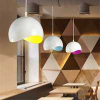 Modern Country Retro Eggshell Pendant Ceiling Light Lampshade Home Kitchen Decor