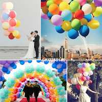 10pcs 12 Inc Pearl Latex Balloon Wedding Valentine Birthday Party Decoration
