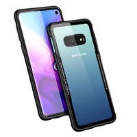 Bakeey Clear Scratch Resistant Tempered Glass TPU Protective Case For Samsung Galaxy S10e Galaxy S10 Galaxy S10 Plus