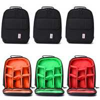Shockproof Waterproof DSLR SLR Camera Backpack Shoulder Bag Case for Canon Nikon