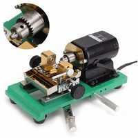 Raitool™ 110V 320W Pearl Drilling Holing Machine Driller Set Beads Making ewelry Punch Tool