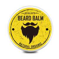 Natural Organic Oil Styling Moustache Wax Moisturizing Smoothing Beard Balm