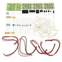 DIY CD4017+ne555 Strobe Module Electronics Learning Kit