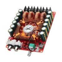 TDA7498E DC 15V To 36V 2X160W 8A High Power Digital Amplifier Board