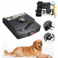W227 Waterproof 3 Shock Collar In-Ground Dog PET Electronic Fence Containment System