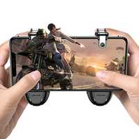 USAMS Phone Gamepad Joystick Game Trigger Controller For PUBG Mobile Phone Game
