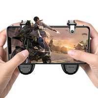USAMS Phone Gamepad Joystick Game Trigger Controller For PUBG Mobile Phone Game