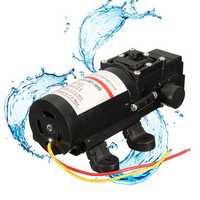 OPHIR RV /Marine 12V DC 60W Demand Freshwater Diaphragm Self Priming Pump Low Pressure