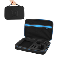 PULUZ PU105 Waterproof Carrying and Travel Case for GoPro HERO 6 5 4 Session 4 3+ 3 2 1