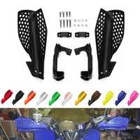 Motorcycle 22mm Handbar Hand Guards Motocross Handguard Protector Protection Dirt Bike Pit Bike ATV Quads