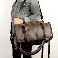 Retro Large Capacity Designer Backpack Laptop Bag