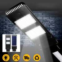 20W 40W LED Solar Street Light PIR Motion Sensor Outdoor Garden Wall Road / Lamp Pole