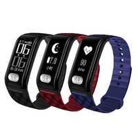 XANES H777plus 0.96'' OLED IP67 Waterproof Smart Bracelet Heart Rate Blood Pressure EKG(ECG) Monitor Smart Watch