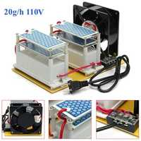 110V 20g Ozone Generator Air Purifiers Long Life Type Ozone Disinfection Machine