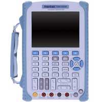 Hantek DSO1062B 2 in 1 Handheld Oscilloscope 2 Channels 60MHZ 1GSa/s sample rate 1M Memory Depth 6000 Counts Multimter DMM with Analog Bargraph