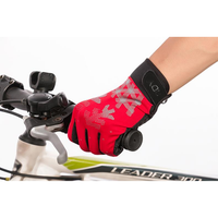 Men Women Warm Touch Screen Fleece Gloves No-Slip Cycling Outdoor Windproof Ski Gloves