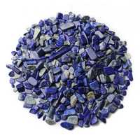 50g Blue Loose Natural Lapis Lazuli Crystal Rock Rough Stone Decoration