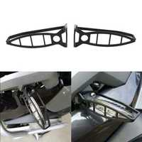 Pair Motorcycle Front Turn Signal Lights Cover Protector Guard for BMW R1200GS ADV F800GT