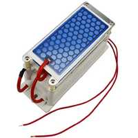 220V 10g Ozone Generator DIY with Ceramic Plate Long Life Style Double Sheet for Chemical Factory