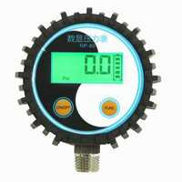 0-10bar/0-145psi G1/4 Battery Powered Digital Pressure Gauge Pressure Tester