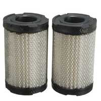 2pcs Lawnmower Air Filter For Tecumseh 35066 Craftsman Lesco Partner ECV100
