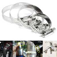 22-160mm Pipe Clamp Hose Clip Stainless Steel Multi-use