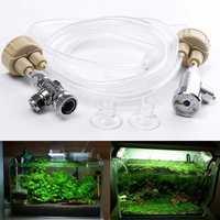 New DIY CO2 Generator System Kit Aquarium Water Plants Necessity Carbon Dioxide
