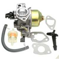Carburetor Carb&Gaskets Kit For Honda GX390 13HP Engines Replaces 16100-ZF6-V01